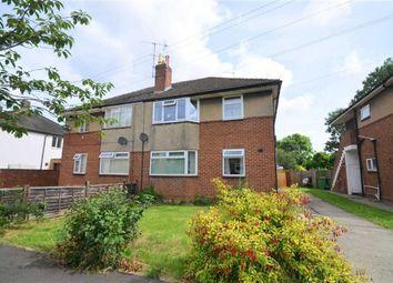 Thumbnail 2 bed maisonette for sale in Hawthorn Road, Cheltenham, Gloucestershire