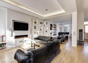 Thumbnail 6 bed terraced house for sale in Goldhurst Terrace, South Hampstead, London