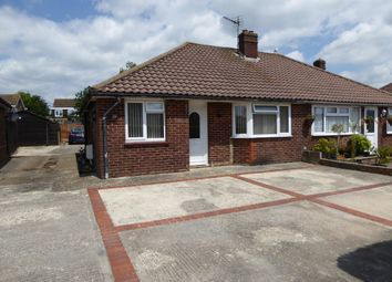 Thumbnail 2 bed detached bungalow to rent in Hazel Road, Bognor Regis