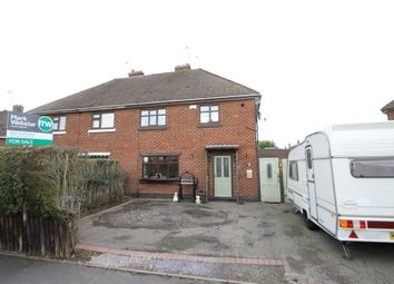 Thumbnail 3 bed semi-detached house for sale in Furnace Road, Bedworth