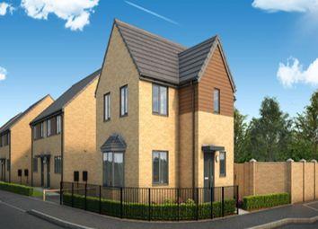 Thumbnail 3 bed detached house for sale in Windsor Broomhouse Lane, Edlington, Doncaster