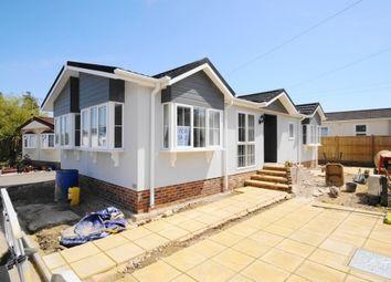 Thumbnail 2 bed mobile/park home for sale in Holton Heath Park, Wareham Road, Alderholt, Poole