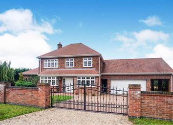 Thumbnail 4 bed detached house for sale in Kettlethorpe Road, Fenton