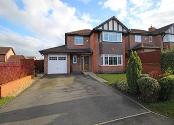 Thumbnail 4 bed detached house for sale in Mere Court, Winsford