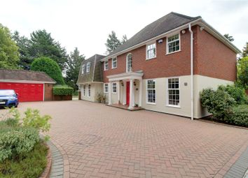 Thumbnail 5 bed detached house for sale in Manor House Court, Heath Road, Reading, Berkshire