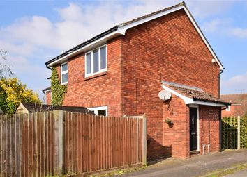 Thumbnail 1 bed end terrace house for sale in Linnet Close, Petersfield, Hampshire