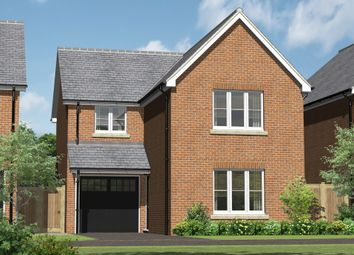 Thumbnail 3 bed detached house for sale in Heathwood Road, Higher Heath, Whitchurch