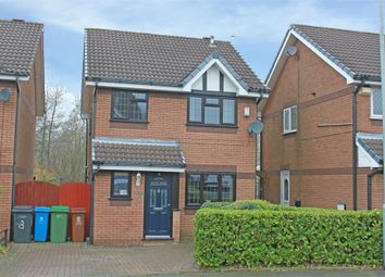 Thumbnail 3 bed detached house for sale in Swinford Grove, Royton, Oldham, Lancashire