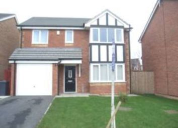 Thumbnail 4 bedroom property to rent in Rushton Close, Burtonwood, Warrington