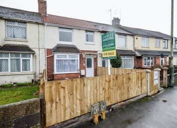 Thumbnail 3 bed terraced house for sale in Rodbourne Road, Swindon