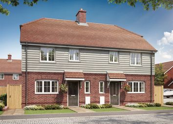 """Thumbnail 3 bed semi-detached house for sale in """"The Chester"""" at Coldharbour Road, Northfleet, Gravesend"""