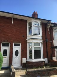 Thumbnail 1 bed terraced house to rent in Byerley Road, Shildon