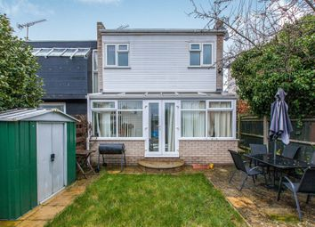 Thumbnail 3 bed end terrace house for sale in Chalvey Park, Slough