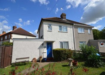 Thumbnail 3 bedroom semi-detached house for sale in Stortford Road, Hoddesdon, Hertfordshire