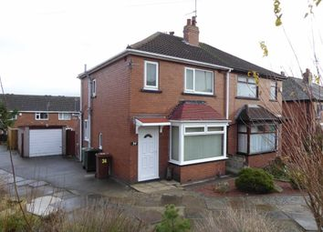 Thumbnail 3 bed semi-detached house for sale in Hare Park Mount, Farnley, Leeds, West Yorkshire