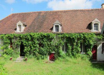 Thumbnail 4 bed property for sale in Saint Martin De La Mer, Bourgogne, 21210, France