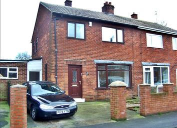 Thumbnail 3 bedroom semi-detached house to rent in Passfield Square, Thornley, Durham