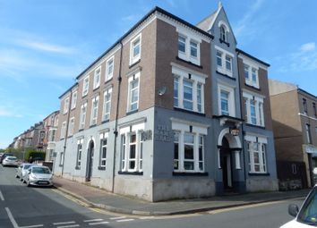 Thumbnail 14 bed end terrace house for sale in Rams Head Hotel, 110 Rawlinson Street, Barrow In Furness, Cumbria