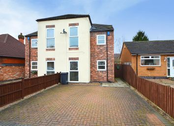 Thumbnail 3 bed semi-detached house for sale in Ingham Road, Long Eaton, Nottingham
