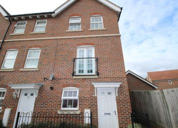 Thumbnail 3 bed semi-detached house for sale in Plummer Crescent, Sittingbourne