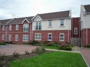 Thumbnail 2 bed flat to rent in Saddlers Court, Kingswood