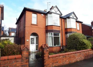 Thumbnail 3 bed semi-detached house for sale in Brook Hey Avenue, Great Lever, Bolton, Greater Manchester