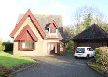 Thumbnail 4 bed detached house to rent in Castle Walk, Penwortham, Preston