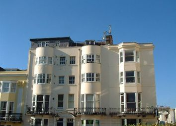 Thumbnail 1 bed flat to rent in New Steine, Kemp Town, Brighton, East Sussex
