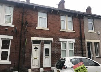 Thumbnail 3 bed flat to rent in Westmorland Street, Wallsend