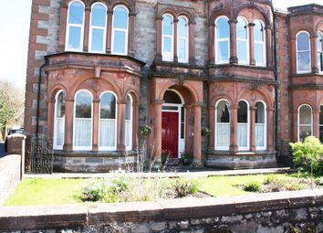 Thumbnail 3 bed flat for sale in St Mary Street, Kirkcudbright