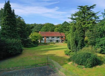 Thumbnail 6 bed detached house for sale in Hook End Road, Hook End, Brentwood