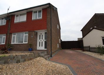 Thumbnail 3 bed semi-detached house for sale in Caer Bryn, Newbridge, Newport