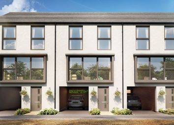 "Thumbnail 3 bed town house for sale in ""The Townhouse V1 (3)"" at Ffordd Penrhyn, Barry"