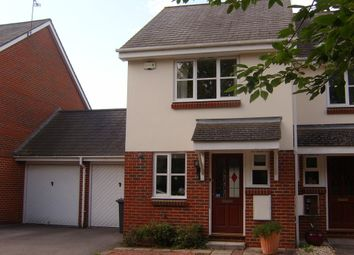 Thumbnail 2 bed end terrace house to rent in Meadow Bank, Farnham