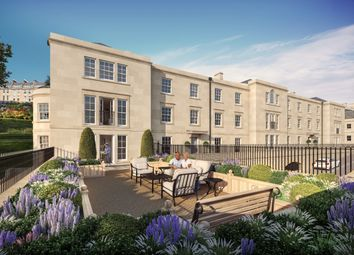 Thumbnail 2 bedroom flat for sale in Hope House, Lansdown Road, Bath