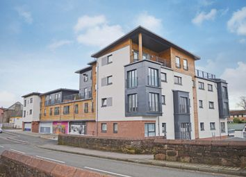 Thumbnail 2 bedroom flat for sale in Flat 3/1, 1 Riverside View, Balloch