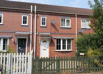 Thumbnail 2 bed town house for sale in Wheldrake Lane, Elvington, York