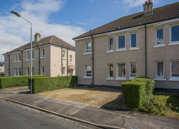 Thumbnail 2 bed flat for sale in 18 Colinslee Drive, Paisley