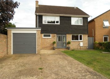 Thumbnail 4 bedroom detached house to rent in Apsley Way, Longthorpe, Peterborough, Cambridgeshire
