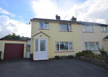 Thumbnail 3 bed semi-detached house for sale in Barn Park, Buckfastleigh, Devon