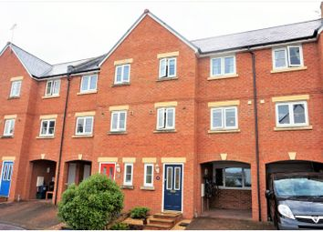 Thumbnail 4 bed terraced house for sale in Devonshire Rise, Tiverton