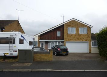Thumbnail 5 bed detached house for sale in Imberfield, Luton