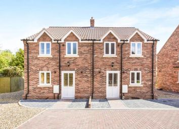 Thumbnail 3 bedroom semi-detached house for sale in Sycamore Crescent, 91 High Street, Chatteris