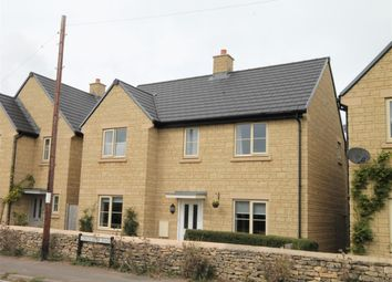 Thumbnail 4 bed detached house for sale in Cirencester Road, Minchinhampton, Stroud