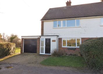 Thumbnail 3 bed semi-detached house to rent in Barnsfold Lane, Rudgwick, Horsham