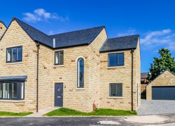 Thumbnail 4 bed detached house for sale in Horbury View, Ossett