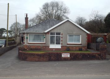 Thumbnail 2 bed detached bungalow for sale in Waterloo Road, Penygroes, Llanelli
