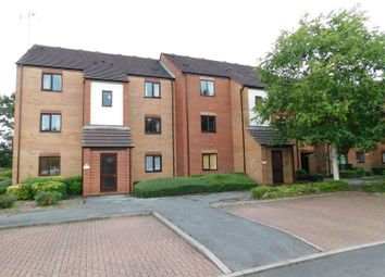 Thumbnail 1 bed flat for sale in Peter James Court, Astonfields, Stafford
