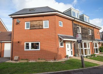 Thumbnail 4 bed semi-detached house for sale in Brunswick Place, Totton, Southampton