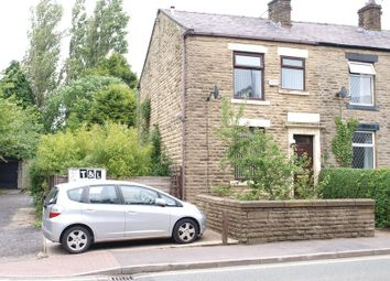 Thumbnail 2 bed end terrace house for sale in 102 Rochdale Road, Milnrow, Rochdale